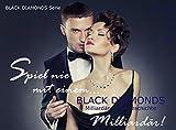 Image de BLACK DIAMONDS: Spiel nie mit einem... Milliardär! (MILLIARDÄR Liebesgeschichte . Dominanz & Unterwerfung! 1)