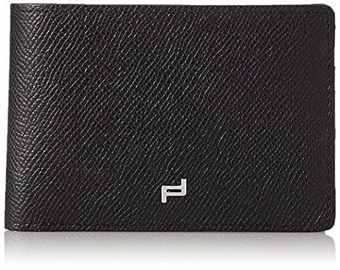 PORSCHE DESIGN French Classic 3.0 Billfold H3 Black