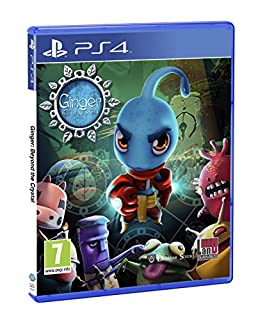 Ginger: Beyond the Crystal (PS4) (B01F1VRKDM)   Amazon price tracker / tracking, Amazon price history charts, Amazon price watches, Amazon price drop alerts