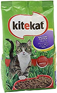Kitekat Mackerel Cat Food - 1.4kg