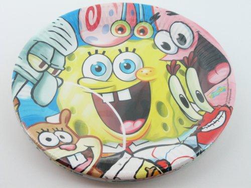 kleinspanner Party Spongebob Schwammkopf Smile Teller
