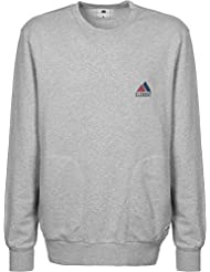 Element Herren Sweatshirt Grau grau