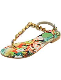 Flori Women's Canvas Slippers