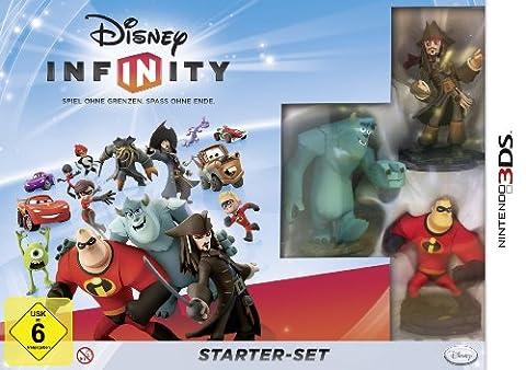 Disney Infinity: Starter - Set - [Nintendo