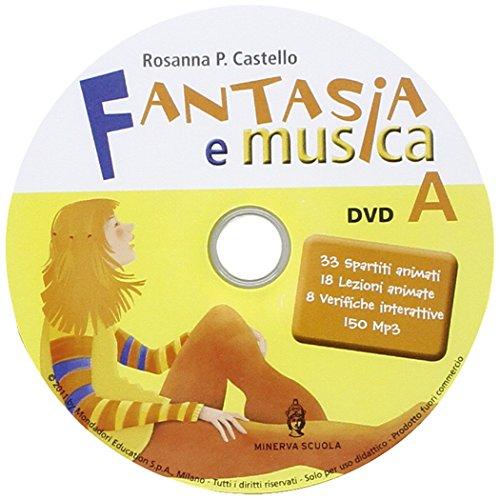 5b01c7db2 Libro Fantasia e musica. Metodi e repertori strumentali. Musica ...