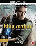 King Arthur: Legend of the Sword [4K UHD + Digital Download] [Blu-ray] [2017] [Region Free]