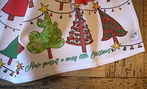 Decorazioni Sala Natale : Albero di natale tovagliolo natalizio de mollymac la salvietta