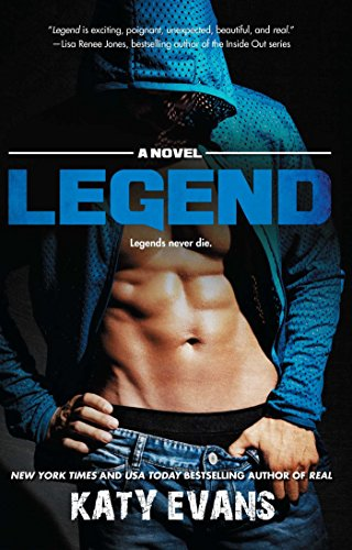 Legend (The REAL series Book 6) (English Edition)