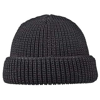 Modas Schippermütze - kurz, Farbe:schwarz