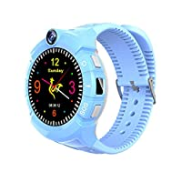 9Tong Childrens Smartwatch GPS Tracker SOS Call Anti-lost Smart Watches for Boys Girls Touch Screen Kids Smart Watch for gifts