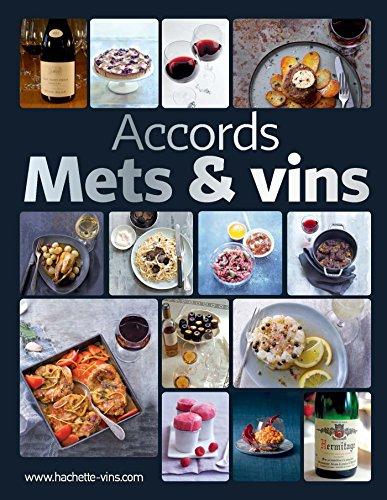 Accords mets & vins (Hors Collection Vin) par  Collectif