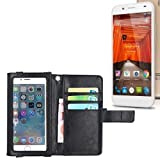 K-S-Trade Wallet case Flip cover for Swees Godon X589 with