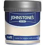 Johnstones No Ordinary Paint Water Based Interior Vinyl Matt Emulsion Magnolia 75ml
