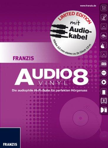 Audio 8 Vinyl