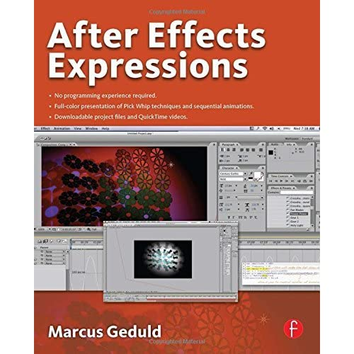 After Effects Expressions by Marcus Geduld(2008-11-18)