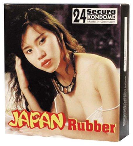 SECURA Japan-Rubber 24 St.