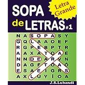 SOPA de LETRAS #1 (Letra Grande)