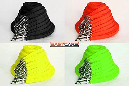 easycare-schleppleine-20-mm-3-20-meter-10-m-4-farben-schwarz-ohne-handschlaufe-wasserfest-pflegeleic
