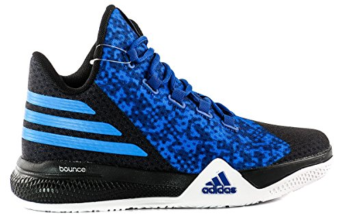 Adidas Light Em Up 2 J - croyal/ftwwht/cblack, Größe:4
