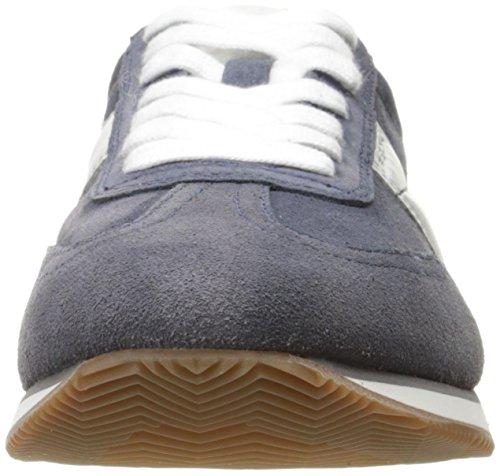 Geox U Vinto A, Sneakers Basses Homme Bleu (Lt Navy/Navycb4F4)
