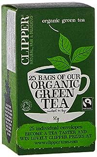 Clipper Organic Green Tea 25b