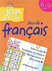 Jeux de français, 6-9 ans
