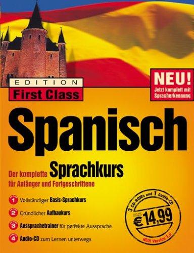 Digital Publishing First Class Sprachkurs Spanisch 3.0