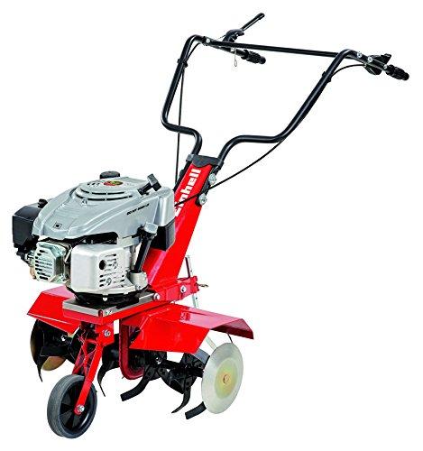 Einhell Benzin Bodenhacke GC-MT 3060 LD (3 kW, 139 cm³, 60 cm Arbeitsbreite, 23 cm Arbeitstiefe, Begrenzungsscheiben)