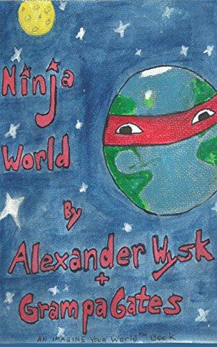 Ninja World: Imagine Your World Book 3 (English Edition ...