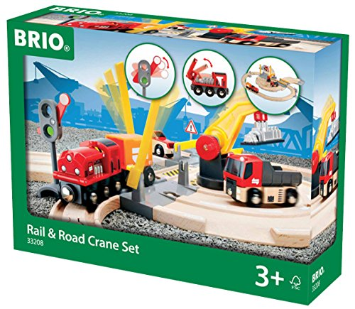 De Rail 33208 Transfert Circuit Marchandises Route World Brio iZPlwOXuTk