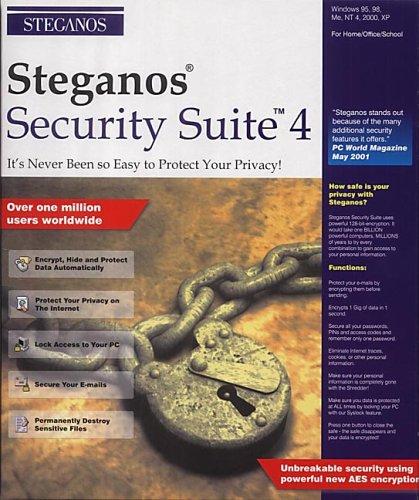 Steganos Security Suite 4