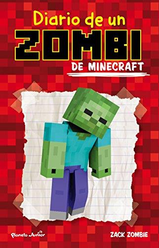Diario de un zombi de Minecraft por Zack Zombie