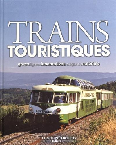 Trains touristiques por Eric Fauguet