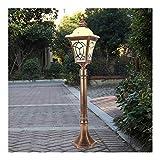 Lampadario di cristallo LEDwall Lampada da tavolo Vintage Villa Patio Portico Illuminazione stradale Traccia Ingresso Colonna Lampada da terra pilastro lanterna Rustproof alluminio di paesaggio di ill