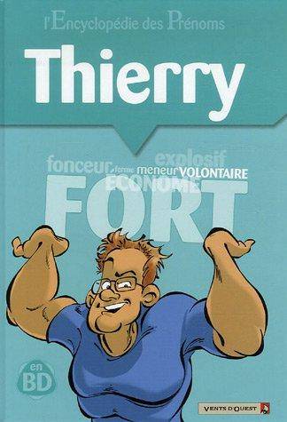 Thierry en bandes dessinées