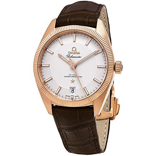 OMEGA Reloj de hombre automático 39mm correa de piel de ternero 13053392102001
