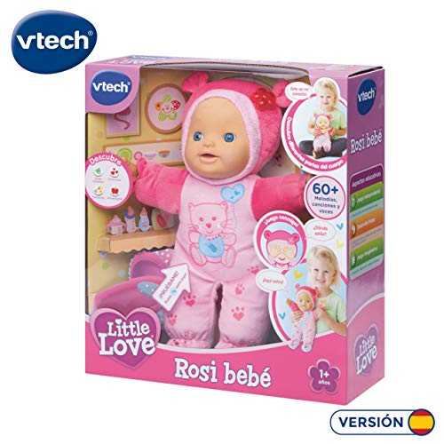 Imagen de Muñeco Interactivo Para Niños Vtech por menos de 30 euros.