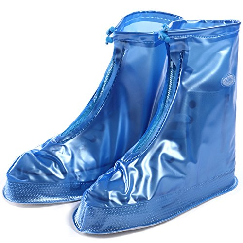 Gaatpot Waterproof Shoe Covers Anti-slip Rain Boots Overshoes Protector for Unisex Adults