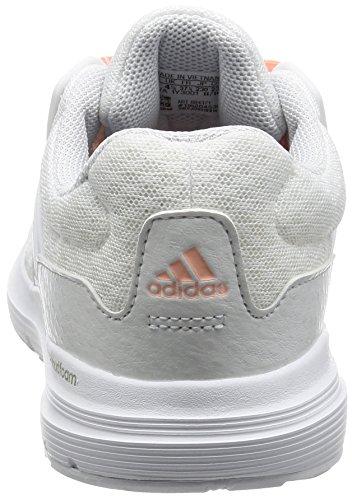 adidas Galaxy 3 W, Scarpe da Corsa Donna Bianco (Ftwr White/crystal White/still Breeze)