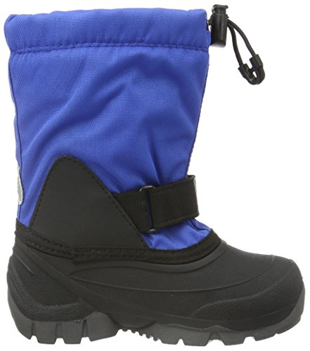 Kamik WATERBUG5G Unisex-Kinder Schneestiefel Blau (BLU-Blue)