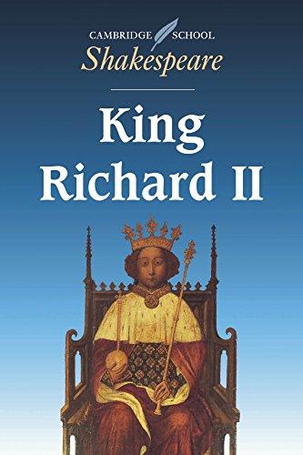 King Richard II (Cambridge School Shakespeare)