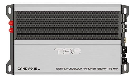 DS181800W Class D Auto Audio Monoblock Single Verstärker–Silber Monoblock-d Amp