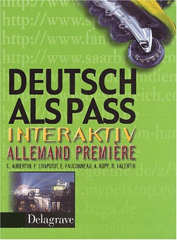 deutsch-als-pass-interaktiv-allemand-premire-livre-de-l-39-lve