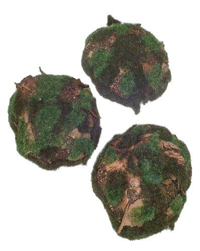 3-x-pierres-artificielles-de-tourbe-accessoire-decoratif-de-plante