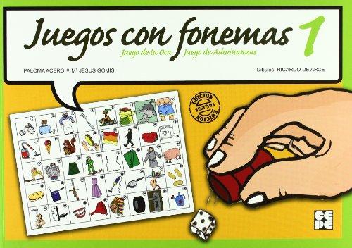 Juego con fonemas. 1 (Reeducacion Logopedica)
