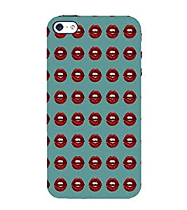 Ebby Premium 3d Desinger Printed Back Case Cover For Apple iPhone 5/5s/SE (Premium Desinger Case)