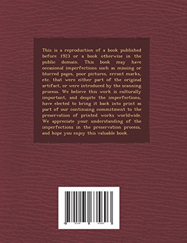 Hebrew language, its history and characteristics, including improved renderings of select passages in our authorized translation of the Old Testament - Primary Source Edition
