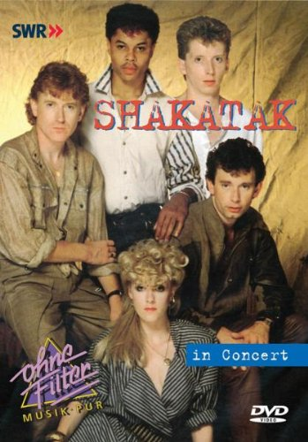 Shakatak - In Concert: Ohne Filter