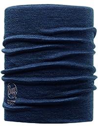 Buff Foulard tubulaire multifonction en laine mérinos adulte