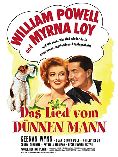 Das Lied vom Dünnen Mann [dt./OV] (William Powell Filme)